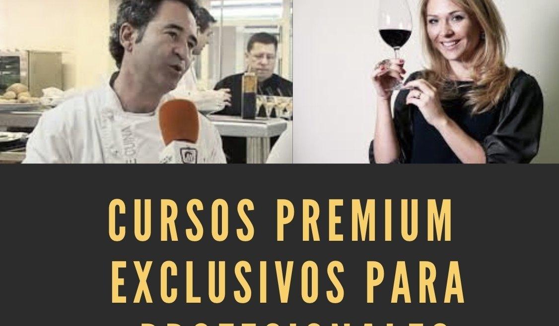 CURSOS PREMIUM  EXCLUSIVOS PARA PROFESIONALES