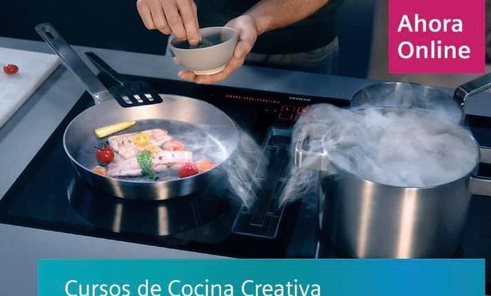 COCINA CREATIVA ON-LINE